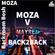 Moza Vs MAYREN Back2Backroom Bosh Vol.1 - Uplifting Hard & Melodic Trance - Mixed by MAYREN & Moza image