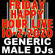 Generic Male DJs Friday Happy Hour Live! 10-02-2020 + Preshow image