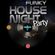 Funky House Night Party Buon Divertimento..... image