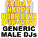Generic Male DJs Friday Happy Hour Live! 9-18-2020 + Preshow image
