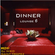 DINNER LOUNGE 6. Mixed by Dj NIKO SAINT TROPEZ image