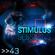 Blufeld Presents. Stimulus Sessions 043 (on DI.FM 10/01/18) image