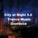 City at Night 5.0 Trance Music Overdose image