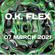 O.K. Flex - 07 March 2021 image