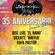 La Hermandad @ 35 Aniversario Spook Factory (6 horas de sesión tarde, Junio 2019) image