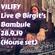 VILIFY - Live @ Birgit's Bambule 28.9.19 (House Set) image