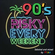 The 90s Anthems Mix - Risky every weekend Edition image