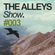 THE ALLEYS Show. #003 Snowday image