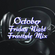 October Friday Night Freestyle Mix - DJ Carlos C4 Ramos image