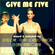 New Series  : Give me Five #1 image