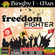 Freedom Fighters Reggae special 14 jan session with Binghy i-man image