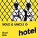 Solo & Uncle O - Toxic - 25/04/18 image