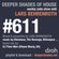Deeper Shades Of House #611 w/ exclusive guest mix by DJ THES-MAN image