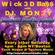 DJ. M O N 3 Y ~ Sat 2/20 ~ 4p ~ W i CK 3 D Ba$$ session on SoundzMuzicRadio.com image