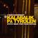 KALABALIK 2015 (by DJ Polina Y) festival compilation image