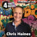 Chris Haines - 4 The Music Live - Jackin House Mix image