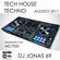Set Dj Jonas 69 Tech House y Techno Agosto 2017 Grabado con Denon Dj MC7000 y Serato Dj image