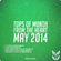 ALEX KAVE ♥ FROM THE HEART (TOP5 OF MAY 2014) image