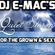 DJ E-MAC'S QUIETSTORM FOR THE GROWN & SEXY image