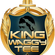 KINGWAGGYTEE pre DISCO HOUSE MUSIC REVISITED & REWORKED 2020 image