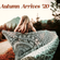 Autumn Arrives '20 - a soothing soundtrack to the fall image