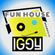 -- IGGY -- live @ FUN HOUSE image