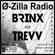 O-Zilla Radio:  Brinx b2b Trevv (Guest Mix) - February 8th 2020 image