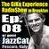 Ep. 08 : w/guest JazzCat (Pescara, Italy) & SoulTrain Tribute image