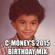 C-Money's 2015 BDay Mix image