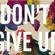 RADIO#157 Don't Give Up image