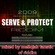 Serve And Protect Riddim (penthouse production 2009) Mixed By MELLOJAH FANATIC OF RIDDIM image