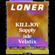 KILLJOY - LONER MIX - VOL 32 image