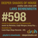 Deeper Shades Of House #598 w/ exclusive guest mix by LOUIE VEGA (MAW / Vega Records, USA) image