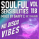 Soulful Sensibilities Vol. 118 - NU DISCO VIBES - 26.05.2021 image