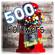 500 Followers  T H A N K   Y O U  Mix! DJ Dynablend image