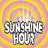 An hour of sunshine! image