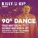 Billy Da Kid Presents: 90s Dance image