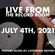 Live From The Record Room July 4th, 2021 (YouTube Muted My Livestream Edition) image