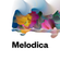 Melodica 8 October 2018 (with guest DJ Rune Lindbaek) image