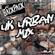 DJ BACKPACK - UK URBAN MIX 001 image