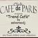 """salvoraodj  from """"Cafè de Paris""""  present  """"Trend Cafè"""" image"""