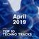 DI.FM Top 10 Techno Tracks April 2019 image
