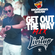 DJ Livitup GET OUT THE WAY MIX On Power 96 image