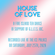 House of Love:  A Fundraiser for G.L.I.T.S. Inc. Recorded Live at The Ice Palace image
