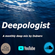 Deepologist 01 - Atmosperic Deep House Mix image