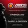 Paul van Dyk's VONYC Sessions 350 - Gabriel & Dresden image
