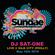 """Dj Sat-One """"Sundae (Live at Silk City 2010) image"""