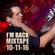 Jelle DK - I'm Back Mixtape 10-11-16 image