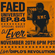 FAED University Episode 84 featuring DJ Ever - 11.20.19 image