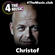 Christof - 4 The Music Live Show - May Day Special - Funky House Flavours image